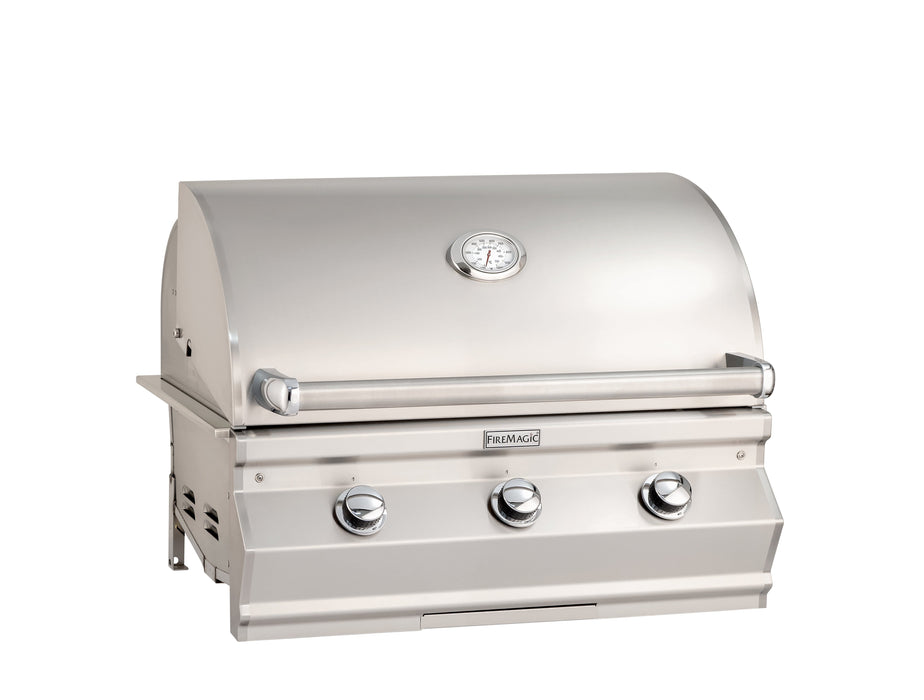 "Fire Magic Choice 30"" C540i Built-In Gas Grill C540i-RT1N"
