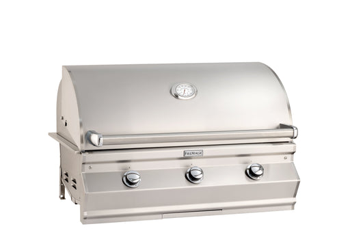 "Fire Magic Choice 36"" C650i Built-In Gas Grill C650i-RT1N"
