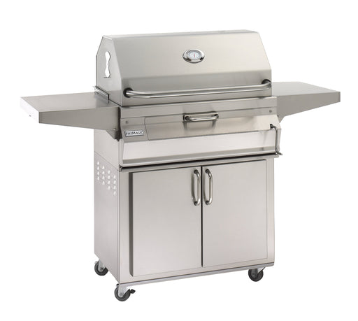 "Fire Magic Stainless Steel 24"" Portable Charcoal Grill 22-SC01C-61"