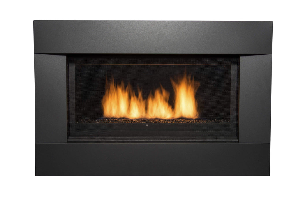 "Sierra Flame Newcomb 36"" Direct Vent Linear Gas Fireplace NEWCOMB-36"