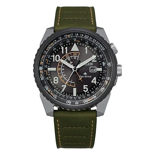 Citizen Promaster Nighthawk Eco-Drive Watch BJ7138-04E