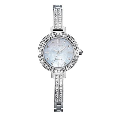 Citizen Women's Eco-Drive Crystals Watch EM0860-51D