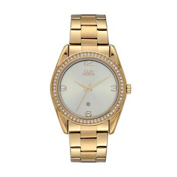 Jag Brooke Yellow Gold Watch