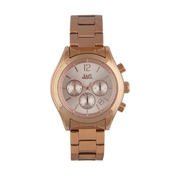 Jag Lisa Rose Gold Watch