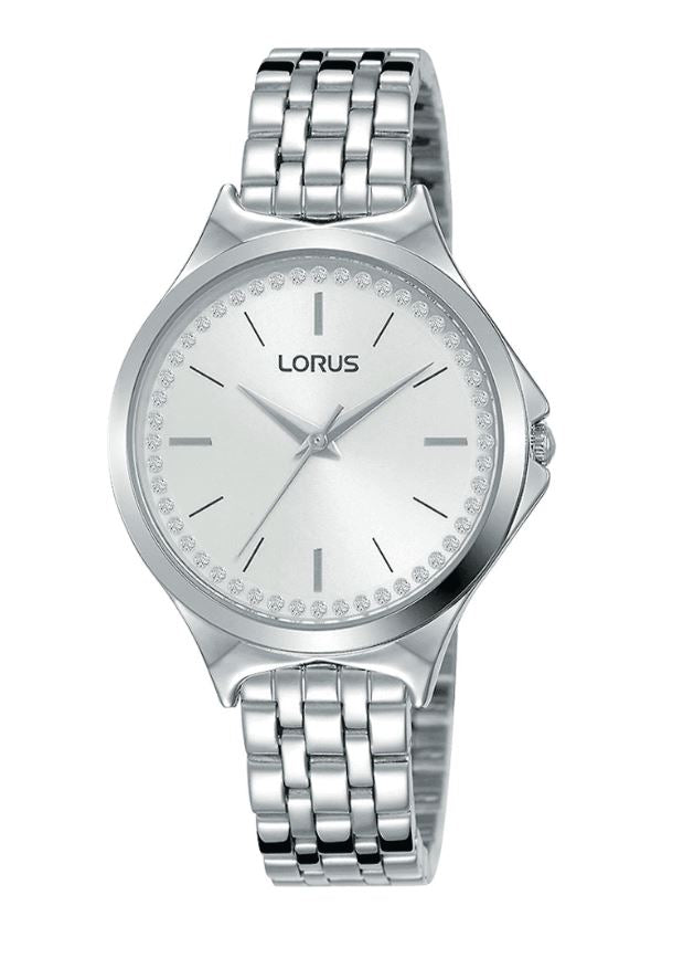 Ladies Fashionable Stainless Steel Lorus Watch