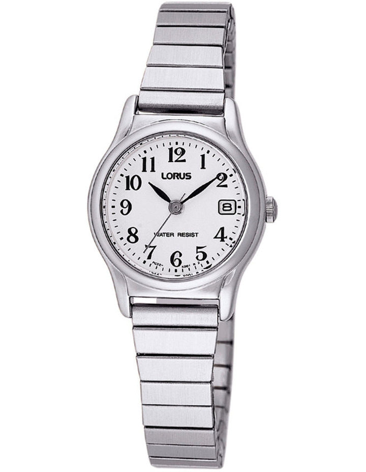 Ladies Stainless Steel Lorus