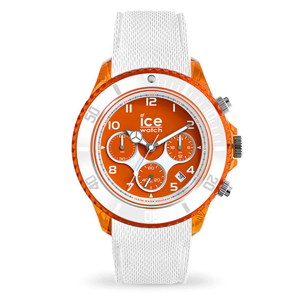 Ice Dune White Orange Red CH (L)