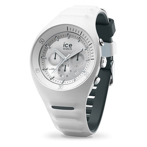 Ice Watch P. Leclercq White Chrono (L)