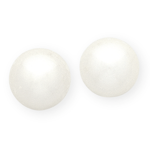 9ct Gold Fresh Water Pearl  Stud Earrings