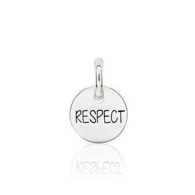 CANDID SS 12mm round 'respect'