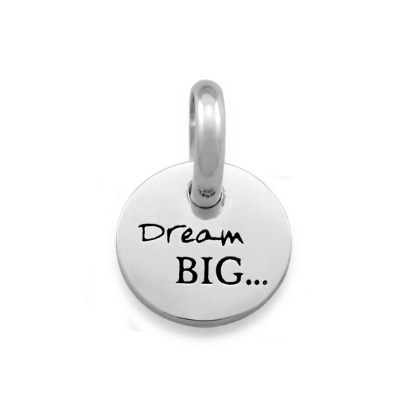 Candid 'Dream Big' Pendant
