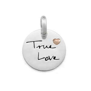 Candid 'True Love' Pendant