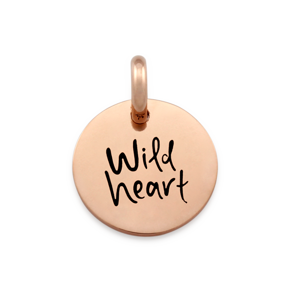 Candid 'Wild Heart' Pendant