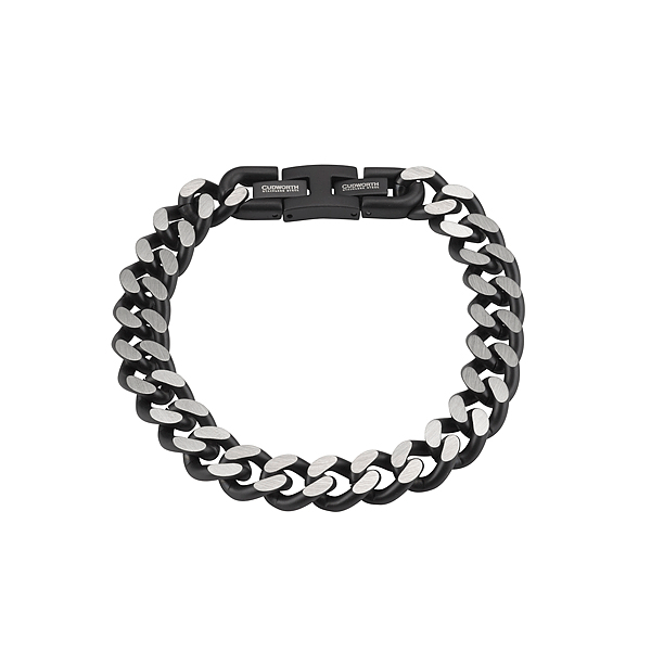 Cudworth Stainless Steel Chain Bracelet