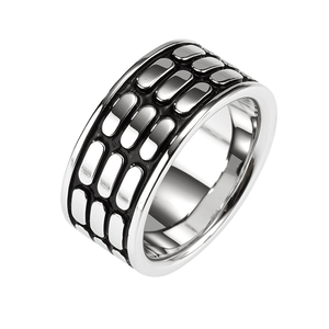 Cudworth Sterling Silver Ring