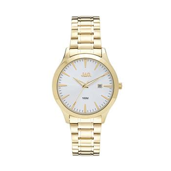 Jag Dan II Yellow Gold Bracelet Watch
