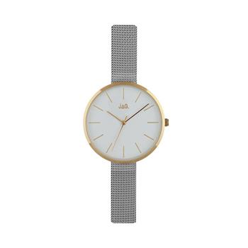 Jag Julia Silver Mesh Watch