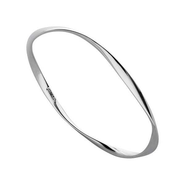 Najo  Garden of Eden Bangle Silver