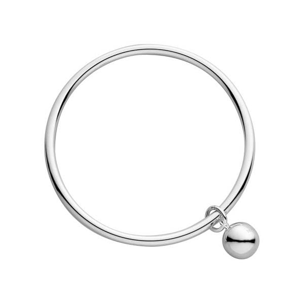 Najo  Shayla Bangle Silver