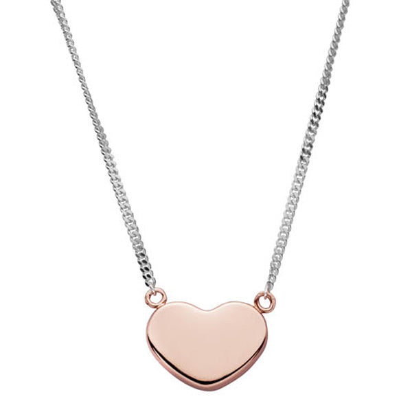 Najo Tiny Treat (Rose) Necklace (40cm+ext)