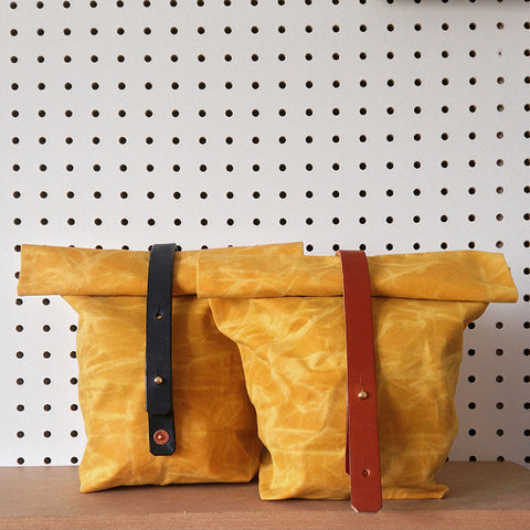 Inverleith Lunch Bag - Mustard