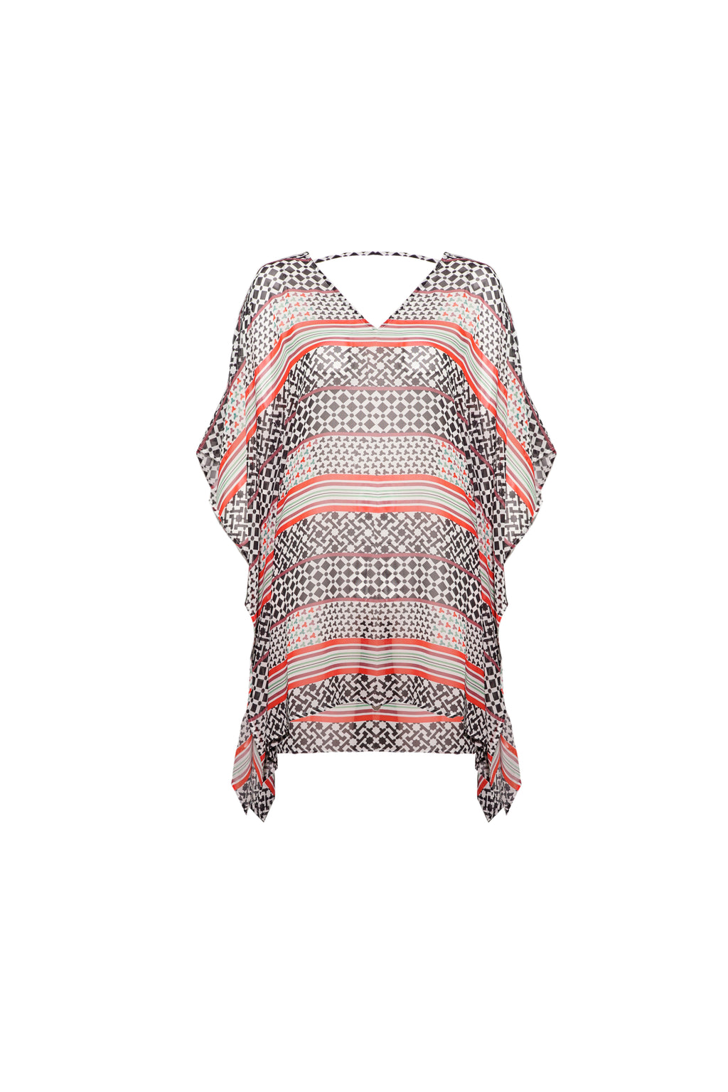 Rock The Kasbah Short Kaftan