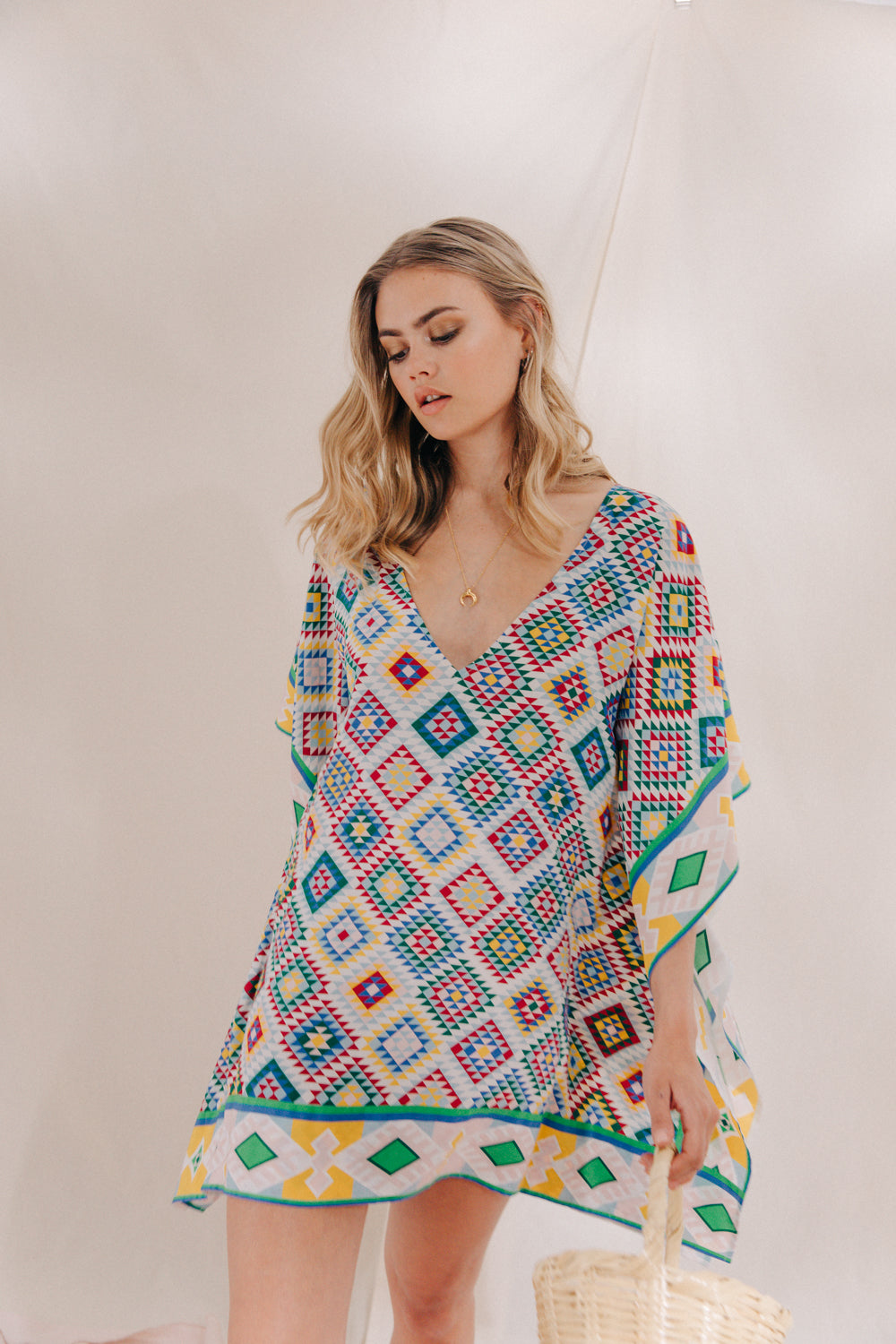 Catalina Kaftan Short