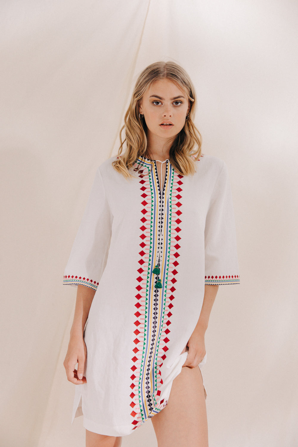 Guadalupe Tunic