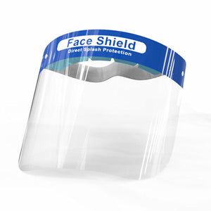 Full Face Protection Shields (10, 100, 500 Qty)