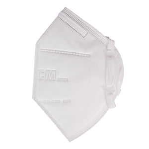 CM Brand (ChaoMei - 3M Chinese Equivalent) KN95 Respirator Mask - Individually Wrapped