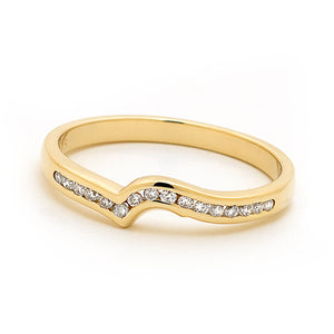 9ct Yellow Gold Wedder