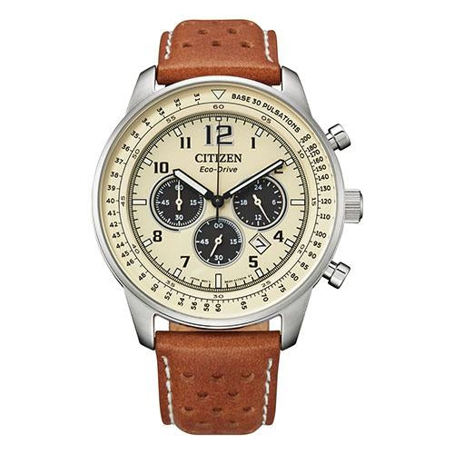 Citizen Men's Eco-Drive Chronograph Watch CA4500-16X