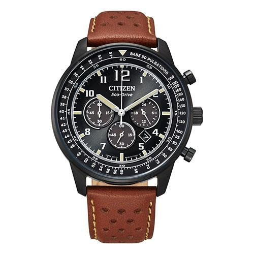 Citizen Men's Eco-Drive Chronograph Watch CA4505-12E