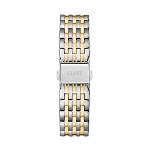 CLUSE 18mm Strap Two Tone Gold Link