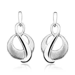 Elegance and Joy Cherish Drop Earrings