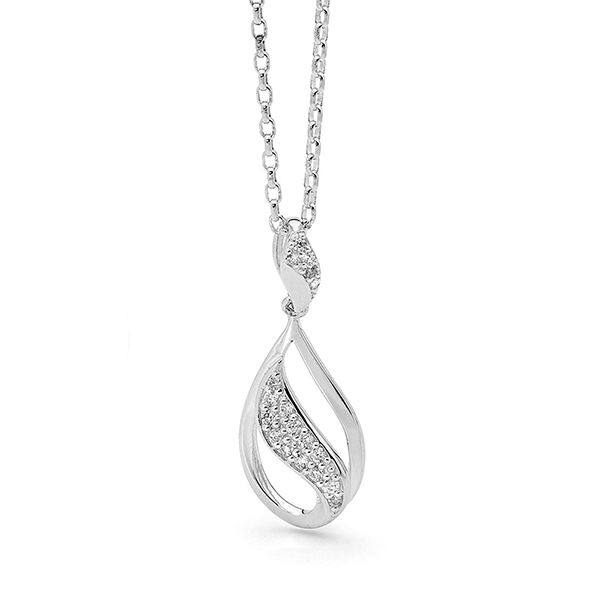 Elegance & Joy Saturate Pendant with chain