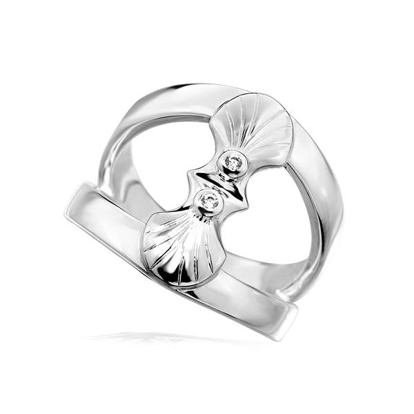 Elegance and Joy Nurture Ring