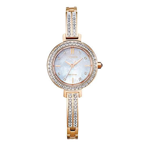 Citizen Women's Eco-Drive Crystals Watch EM0863-53D