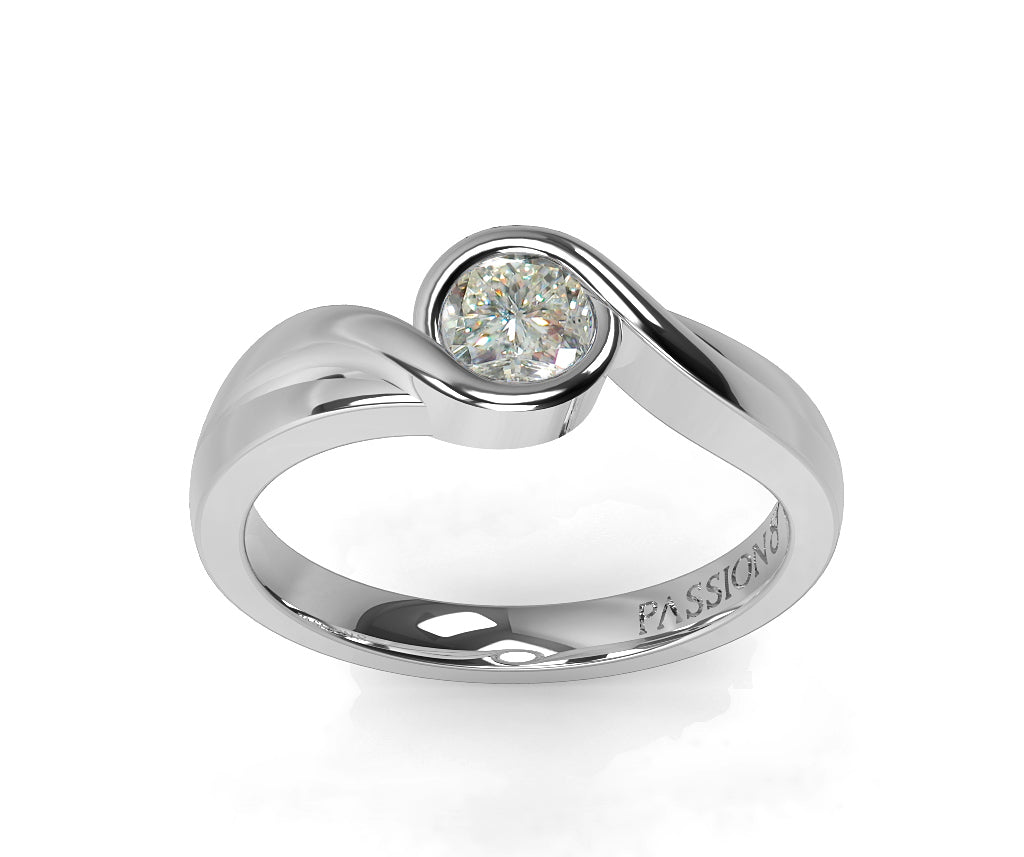 PASSION8 DIAMOND RING