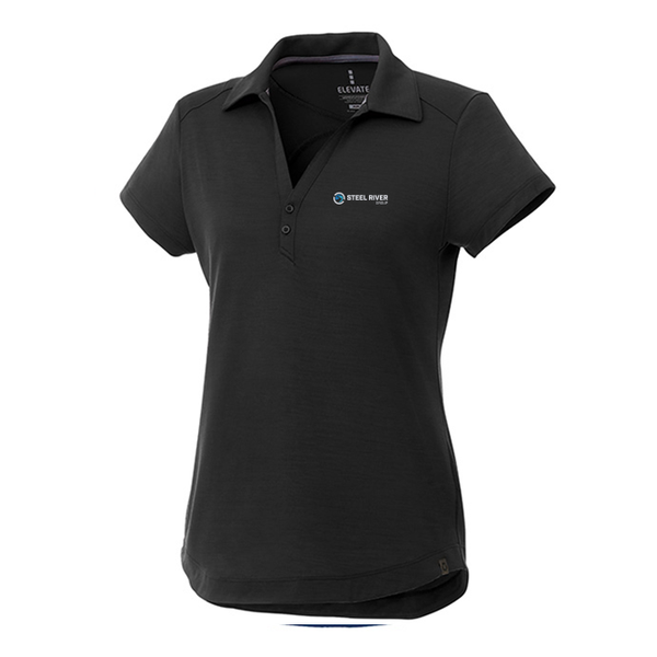 Ladies AMOS ECO SHORT SLEEVE POLO