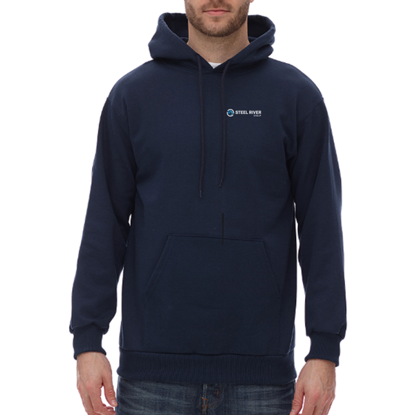 MEN'S HOODED SWEATSHIRT