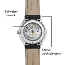Laden Sie das Bild in den Galerie-Viewer, Kanton Automatik 39mm (Swiss Made)
