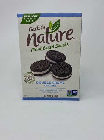 Back to Nature Double Creme Cookies