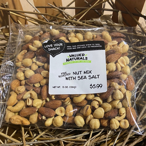 Fire Roasted Nut Mix