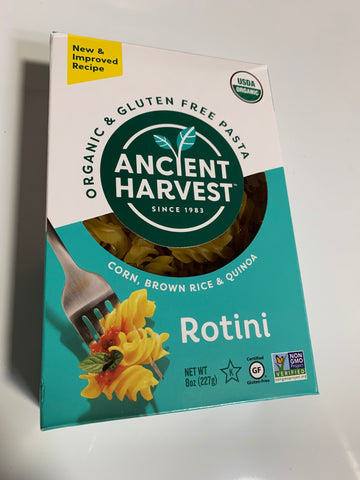 ANCIENT HARVEST ORGANIC SUPERGRAIN PASTA ROTINI