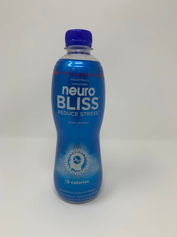Neuro BLISS White Raspberry 14.5 Fl Oz (Pack of 12)