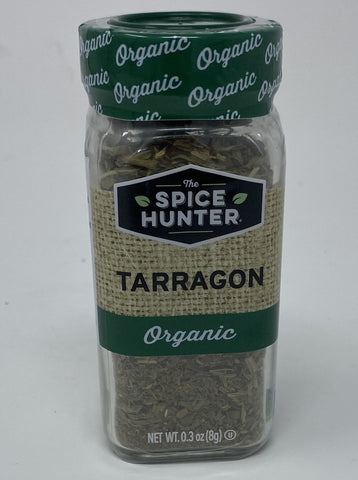 The Spice Hunter, French Tarragon Leaves (French), 0.3-Ounce Jar