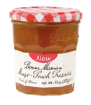 BONNE MAMAN MANGO PEACH PRESERVES 13 OZ JAR