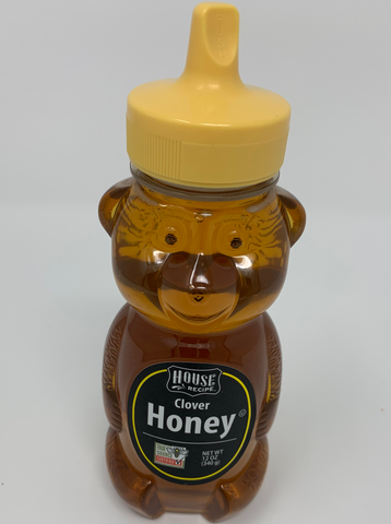 House Recipe Clover Honey