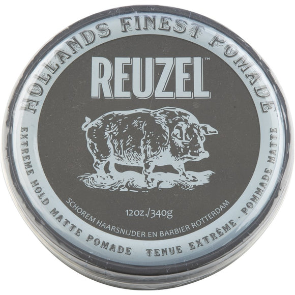 Styling Extreme Hold Matte Pomade by Reuzel
